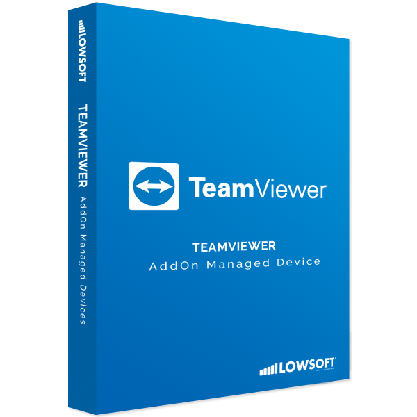 TeamViewer AddOn Managed Devices