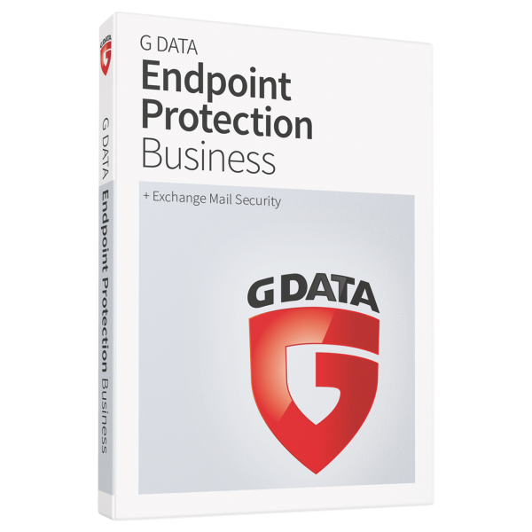 G Data Endpoint Protection Business (+ Exchange Mail Security)